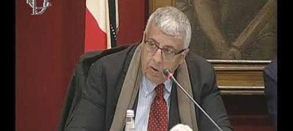 Unisin/Confsal Audizione commissione Finanze
